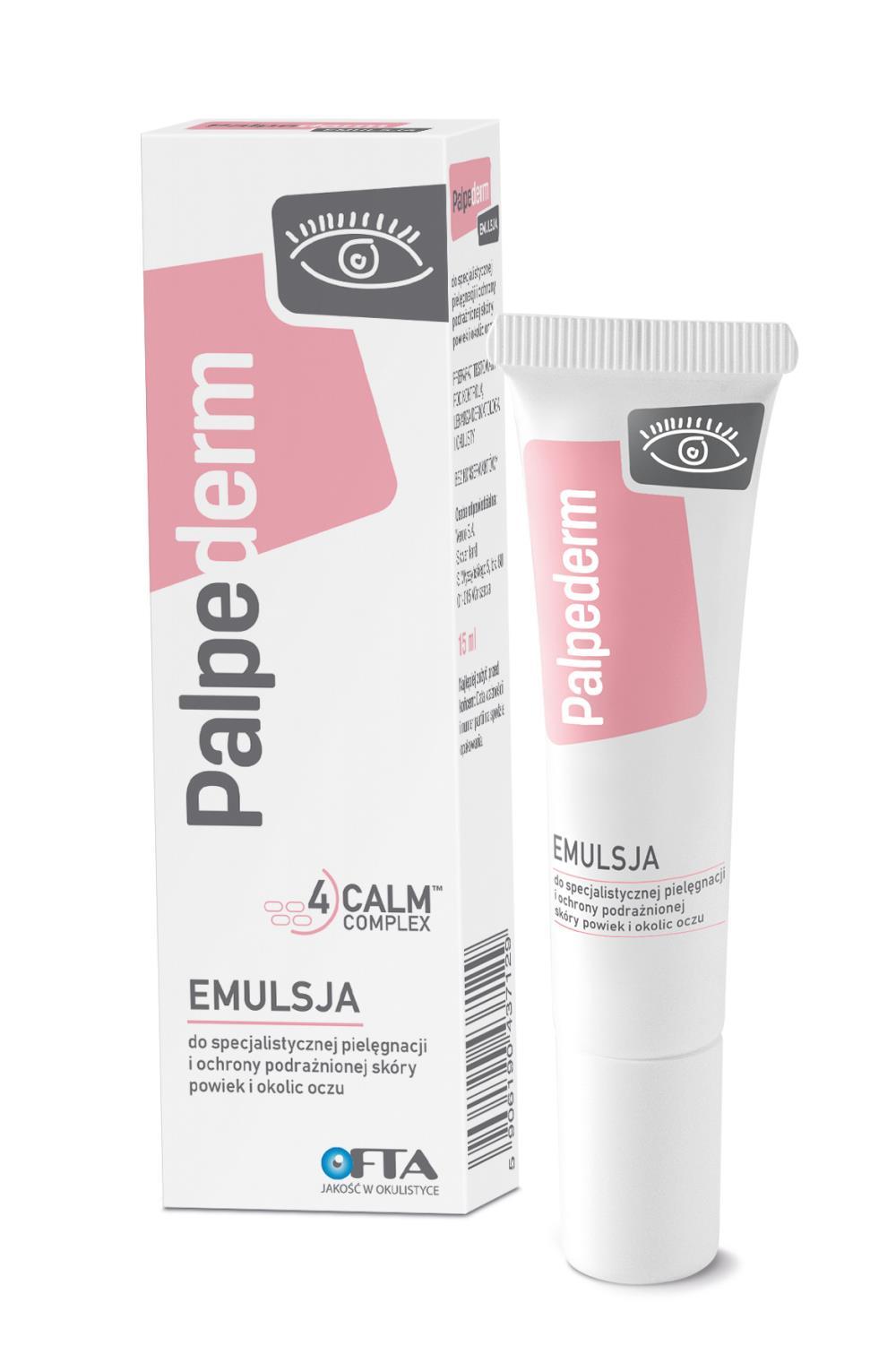 Palpederm emulsja 15 ml