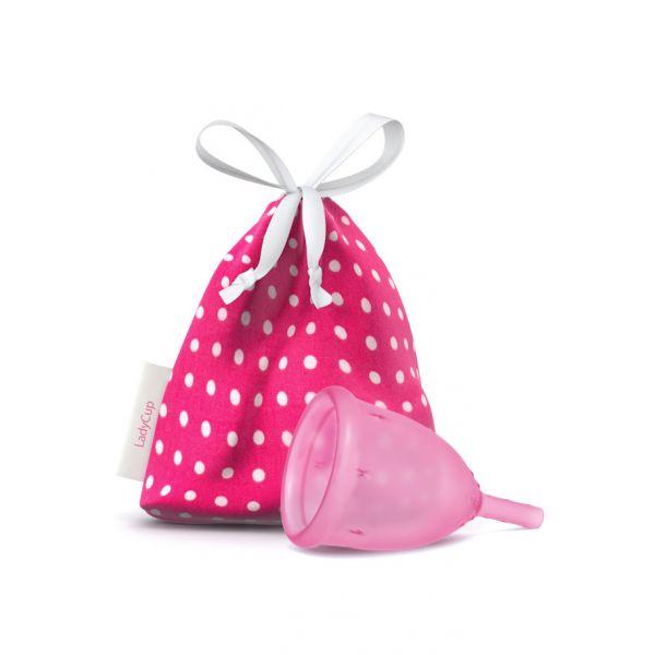 LadyCup Pink kubeczek menstruacyjny rozmiar L