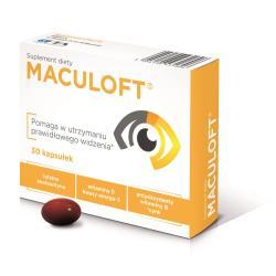 Maculoft, 30 kaps.