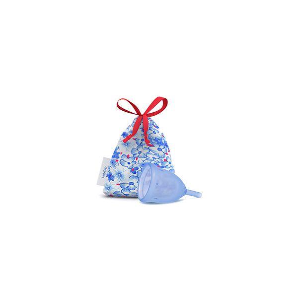 LadyCup Blue kubeczek menstruacyjny rozmiar S