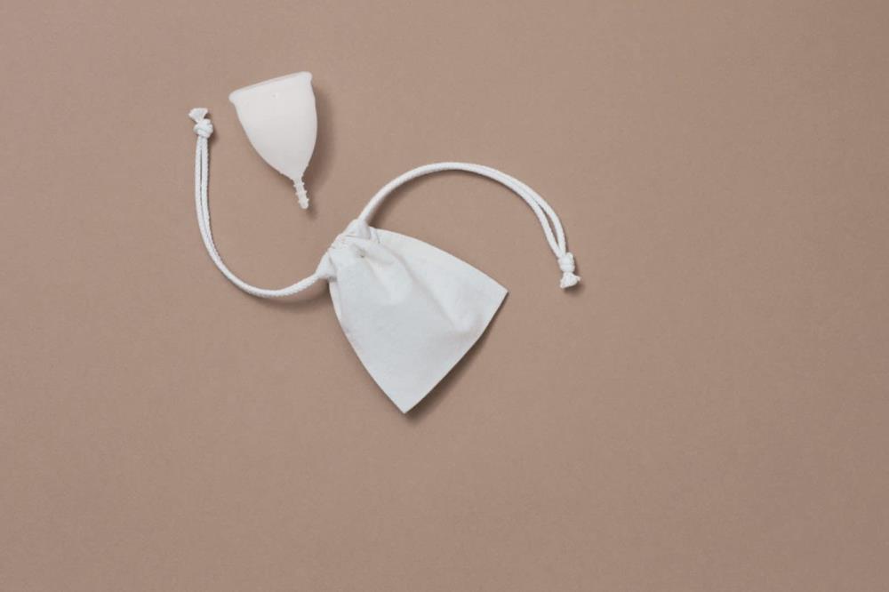 OrganiCup Kubeczek menstruacyjny mini