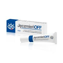 Jęczmień OFF Lipożel 15 ml
