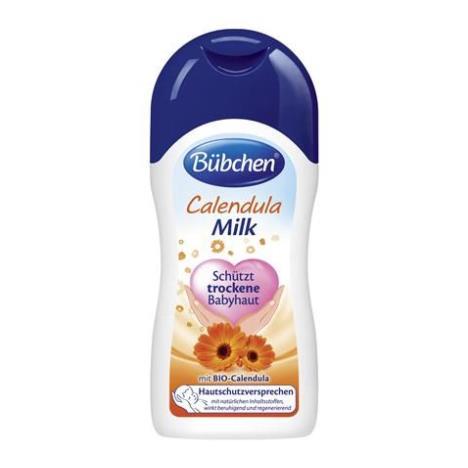 Bübchen BIO Calendula Mleczko nawilżające dla niemowląt 200 ml
